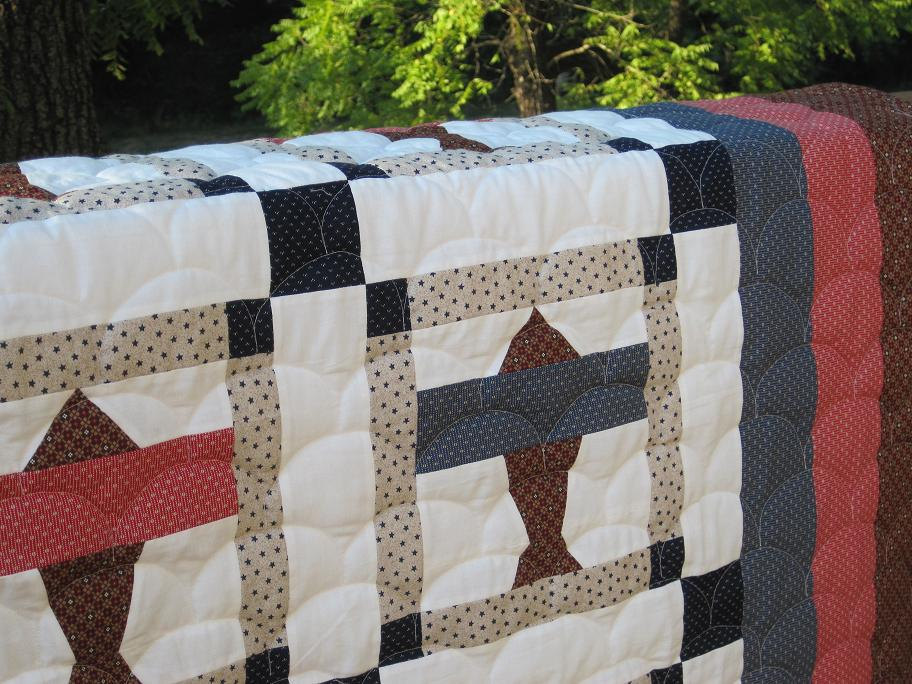 Brown Duvet Cover Airplane Quilt Pieced Twin Quilt From 1929 Pattern Boys