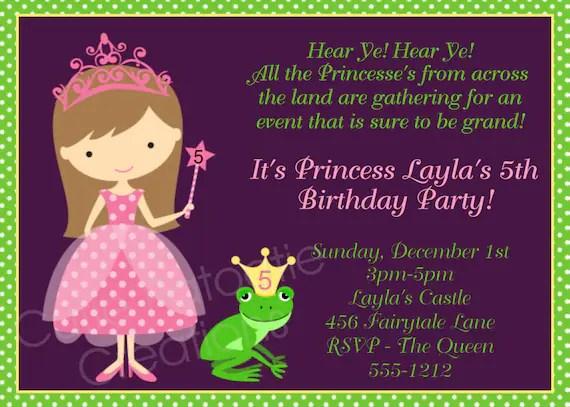 Free Printable Princess Invitations. Fax Cover Sheet Fillable
