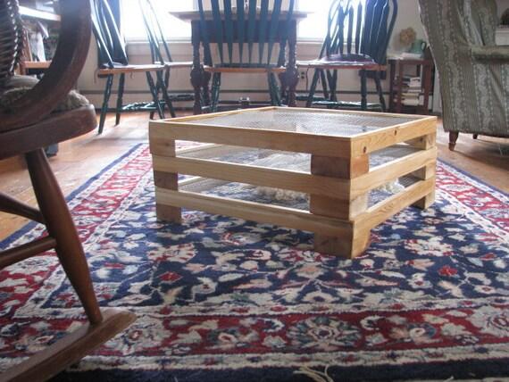 Items Similar To Cedar Wool Drying Racks Handmade In