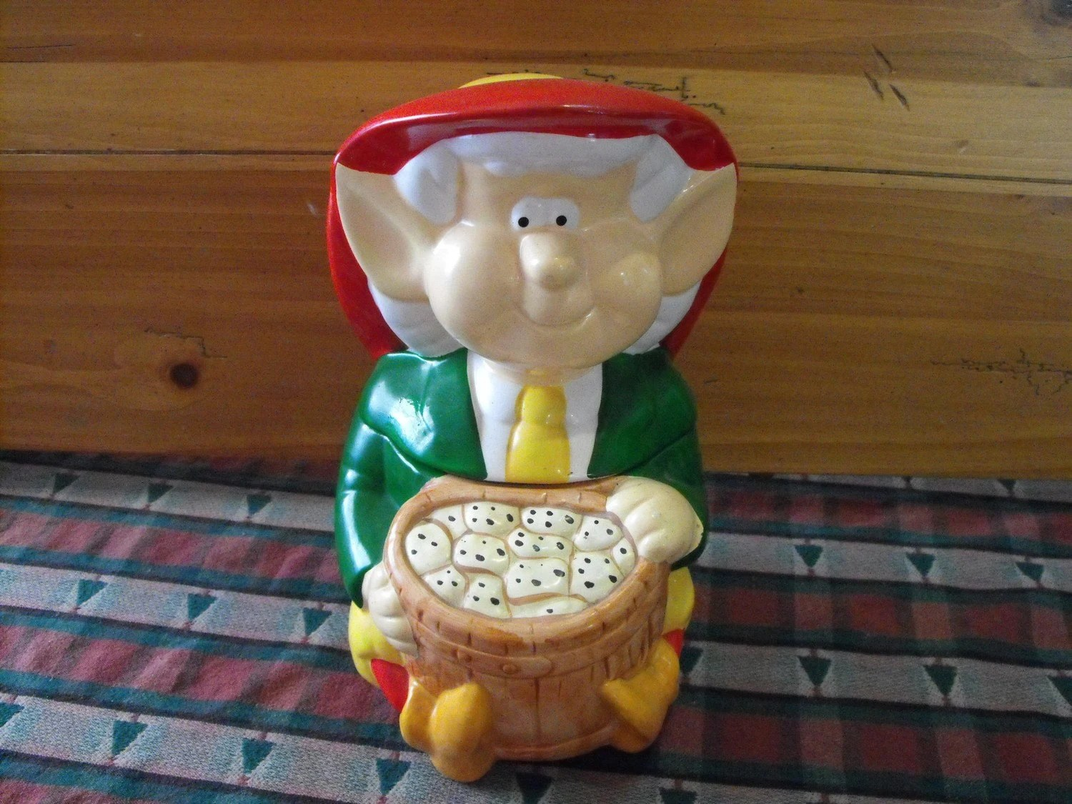 Jars On Sale Sale Vintage Keebler Elf Cookie Jar By Peacenluv72 On Etsy