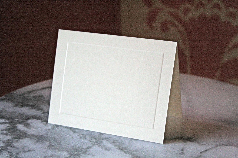 a2 folded cards