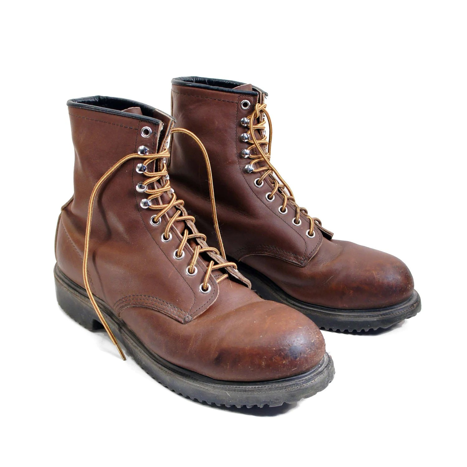 Men39s Red Wing Work Boots Steel Toe Boots In Hiker Style