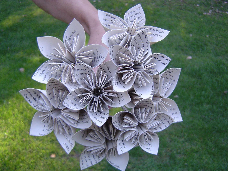 paper origami flower