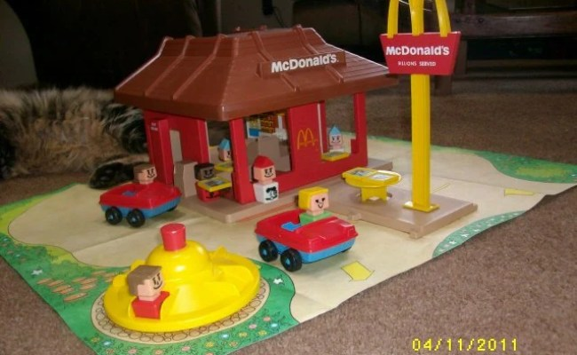 Items Similar To 1974 Complete With Box Mcdonalds