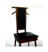 Mid Century Modern Valet Butler Chair by vintage19something
