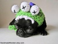 Items similar to CROCHET HAT PATTERN pdf dog costume pet ...