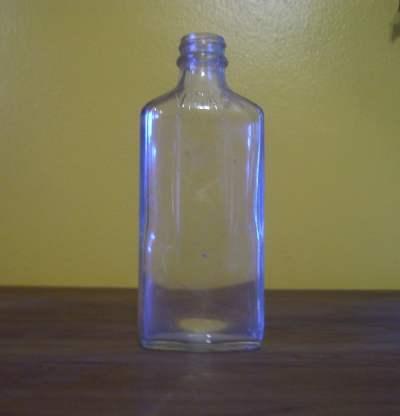 Vintage Vicks Vapor Rub Bottle