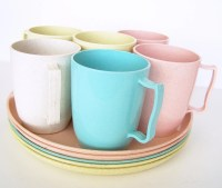 Items similar to Vintage Plastic Melamine Gothamware ...