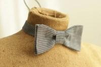 men's bowtie pattern PDF sewing DIY pattern plaid fashion