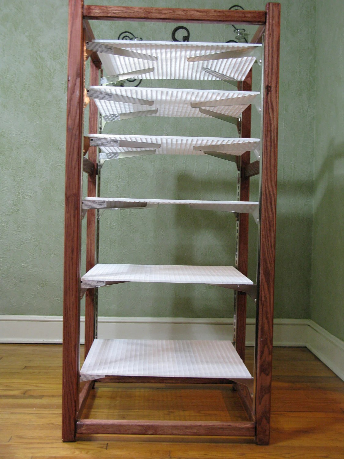 Items Similar To Ultimate Soap Drying Rack On Etsy
