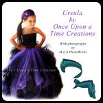 Ursula Little Mermaid Tutu Costume