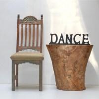 Tree Stump XL table nightstand pedestal display by ...