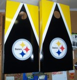 Pittsburgh Steelers Cornhole Set