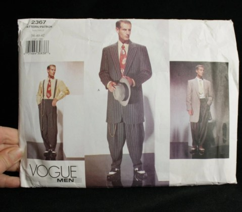 Request A Custom Order And Have Something Made Just For You Sewing Pattern Zoot Suit