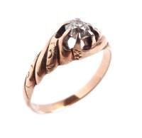 Rose Gold Rings: Rose Gold Rings Antique