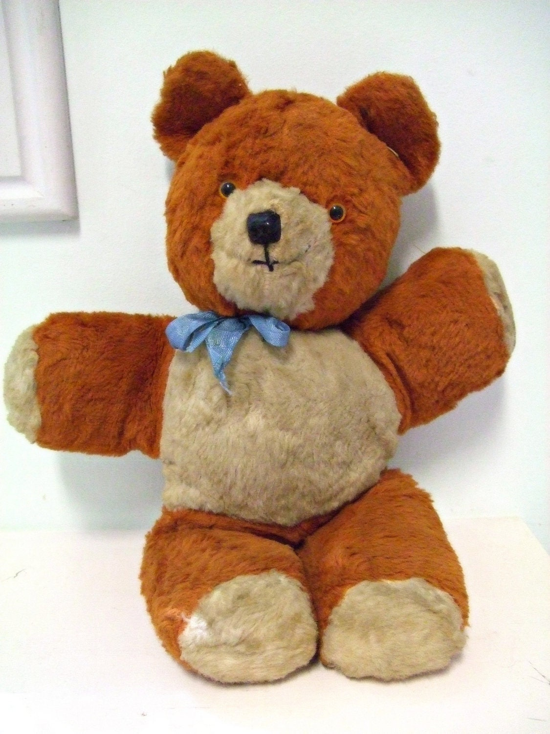 Australian Made Teddy Bears Vintage Teddy Bear 1950s 1960s Wood Wool By Teddiesandvintage