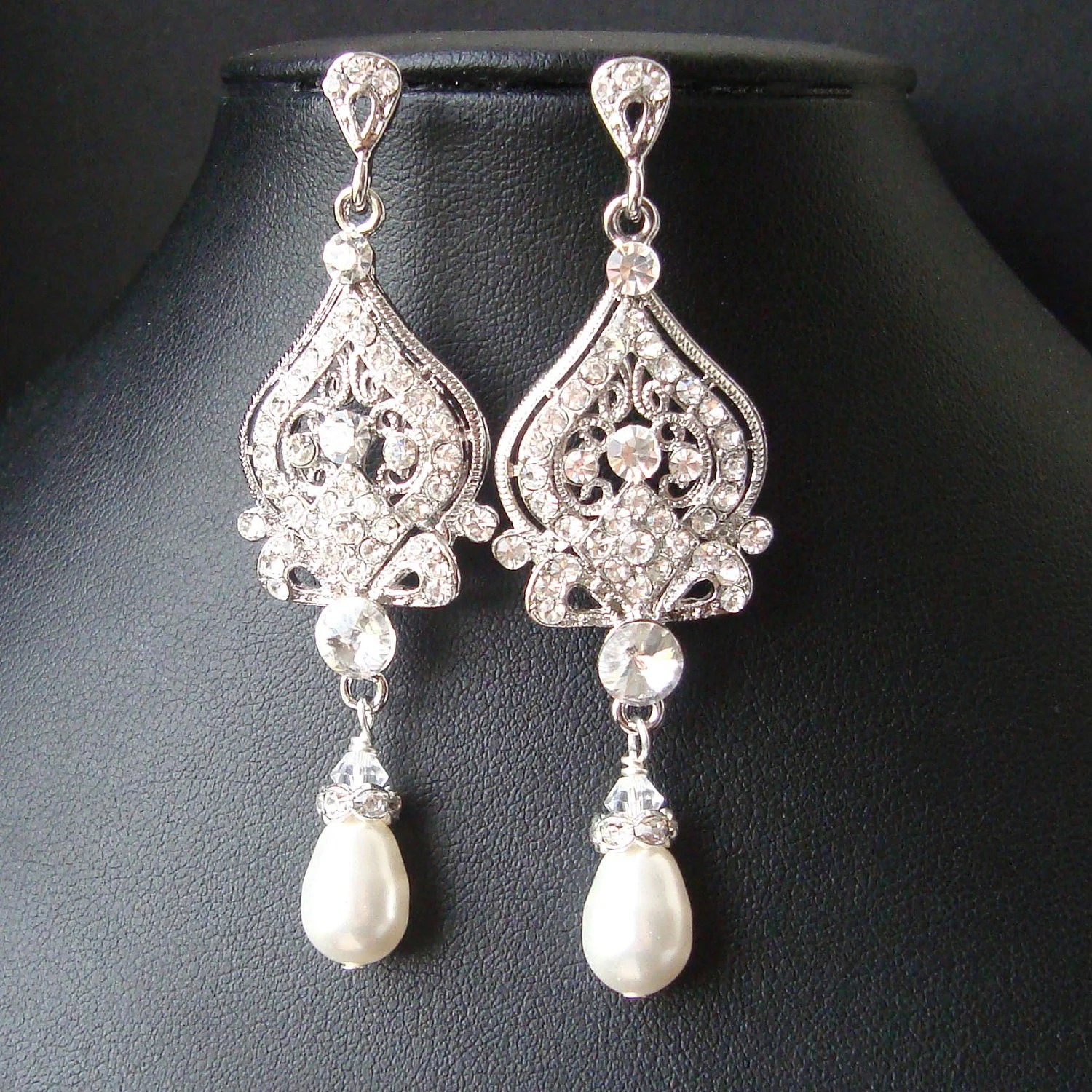 Art Deco Style Earrings Uk Art Deco Style Necklace Uk