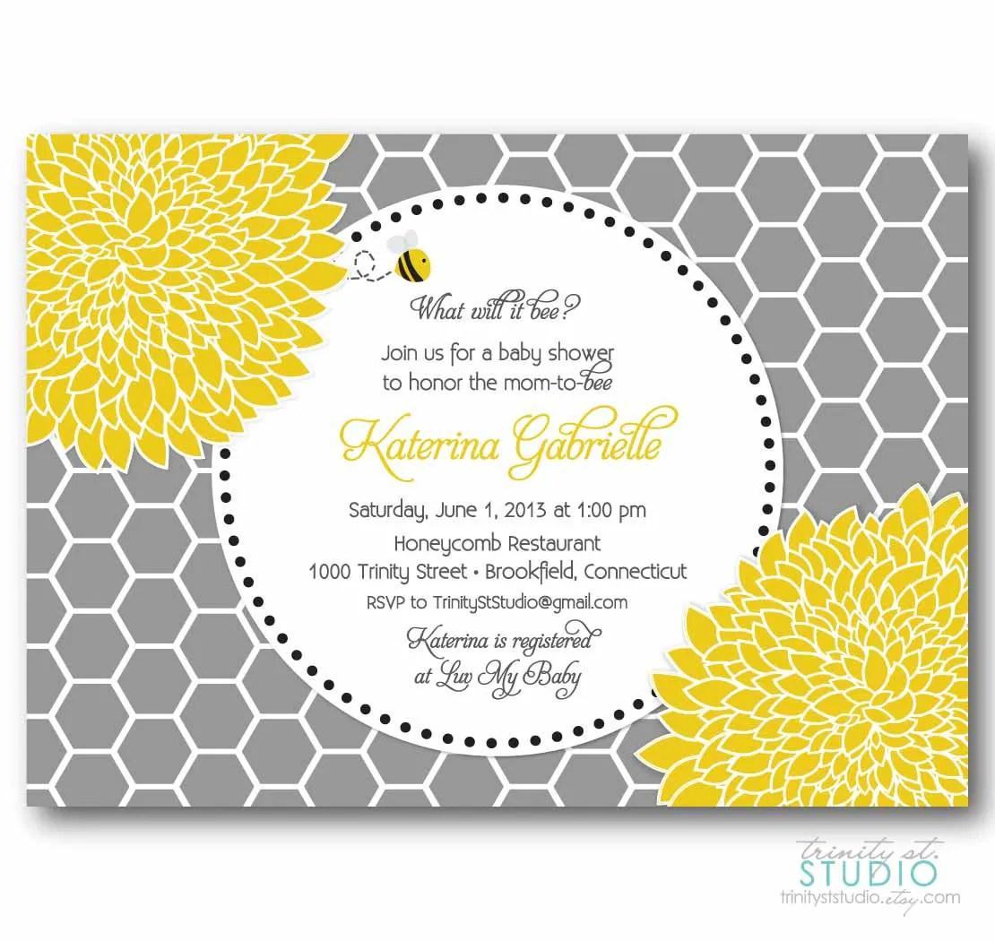 Bridal Shower Invitations Bridal Shower Invitations Bee