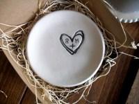 wedding ring dish ring holder engagement custom by ...