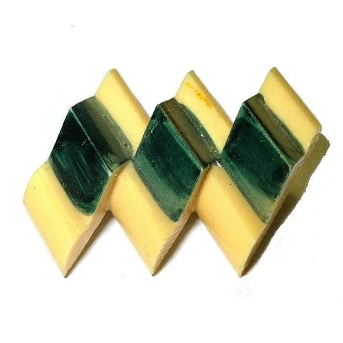 Antique Celluloid Brooch ...