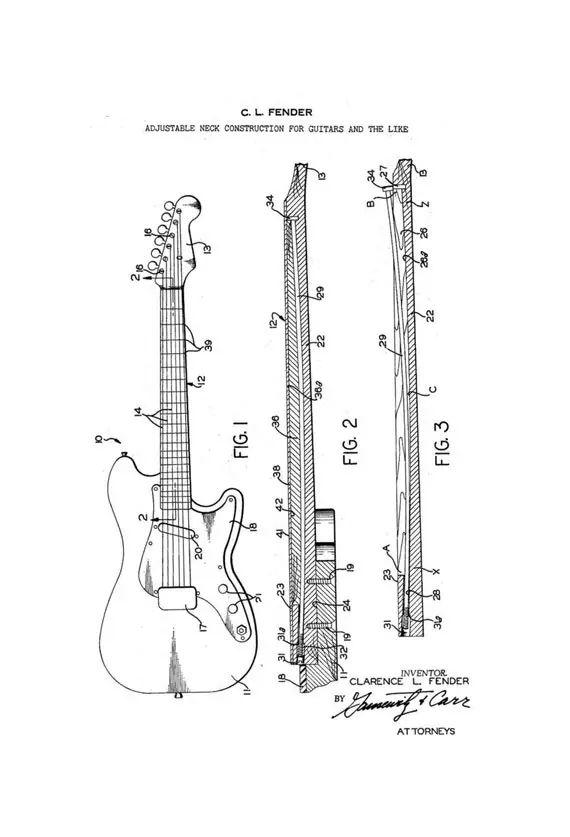 1960 fender stratocaster ledningsdiagram