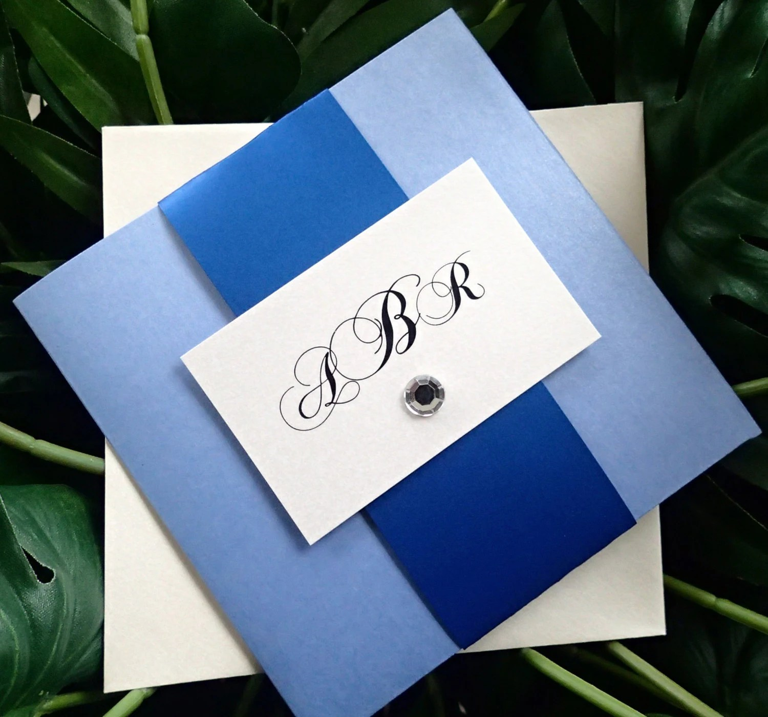 pocket fold wedding invitation royal royal wedding invitation wedding invitation zoom