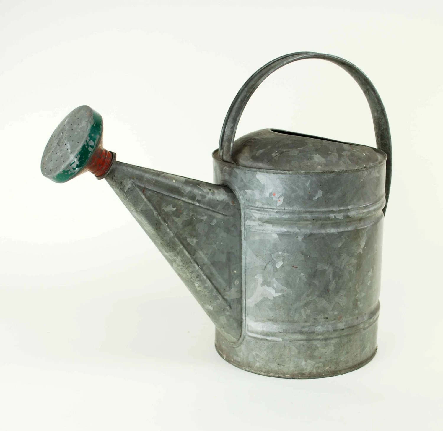 Galvanized Watering Cans Vintage Galvanized Metal Watering Can