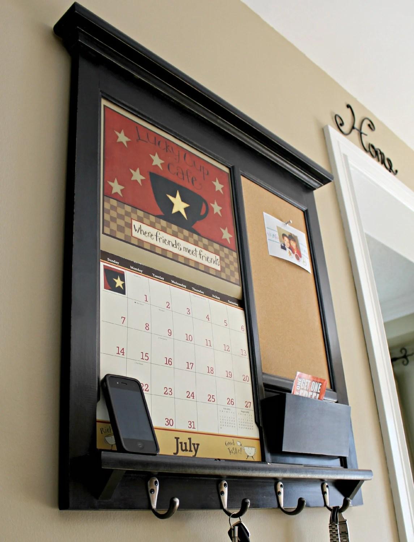 Wall Calendar Frames And Holders Choose Your Wall Calendar Poster Design Wall Calendar Frame Front Loading Home Decor Framed Furniture
