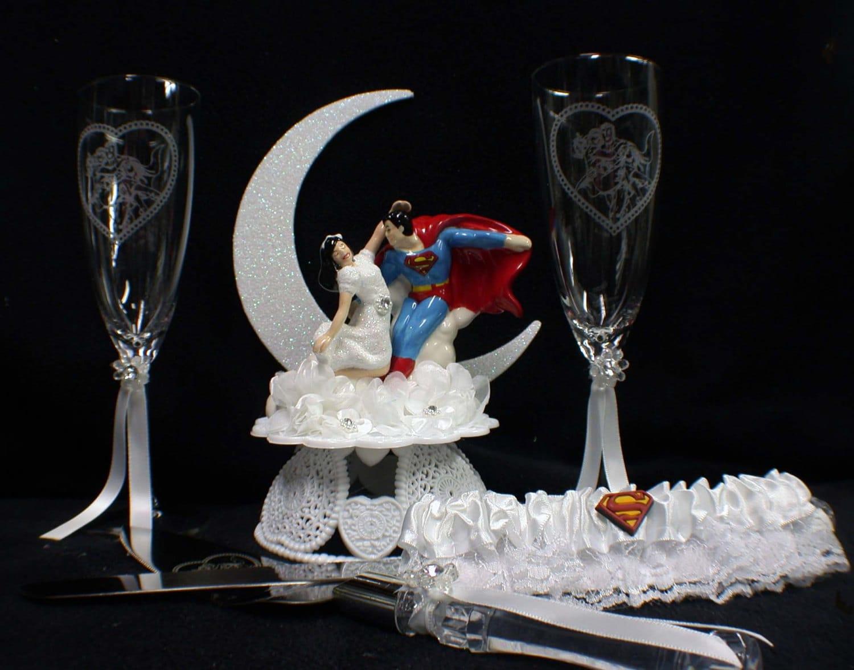 superman lois lane wedding cake topper wedding ring cake topper zoom