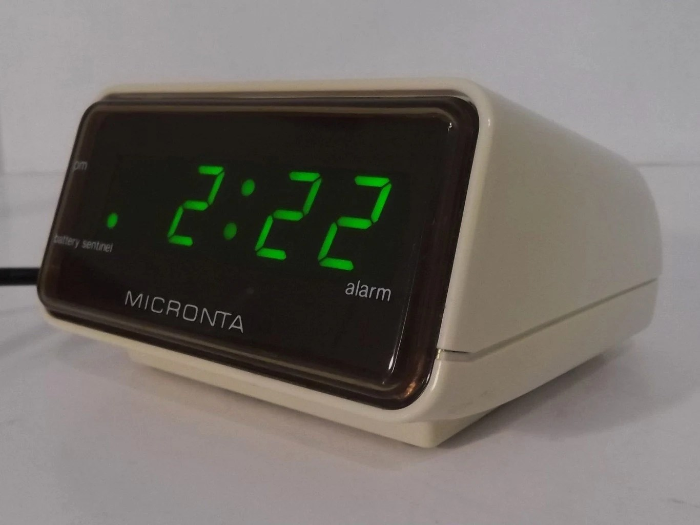 Small Led Alarm Clock Micronta Electric Led Alarm Clock Vintage Alarm Clock