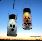 Halloween Mason Jar Lights