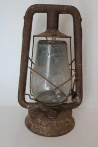 Lantern Dietz Oil Lamp