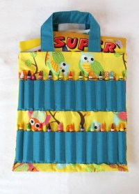 √ crayon and coloring book holder pattern loshine.me
