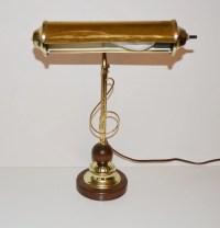 Vintage Piano Lamp Treble Clef Music Lamp Mid Century Modern