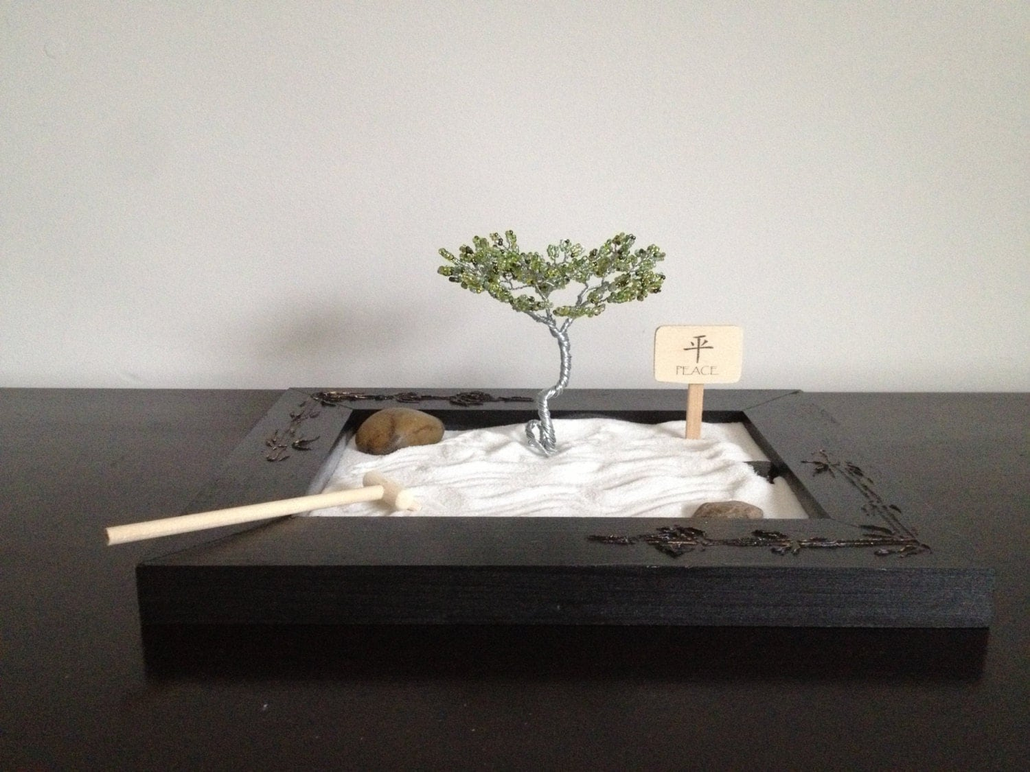 Office Zen Garden Zen Garden Kit Plus Zen Garden Tree