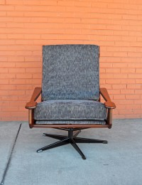 SALE Mid Century Georg Jensen Lounge Chair  Haute Juice