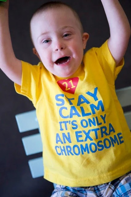 Chromosome Kid Items Similar To Stay Calm It's Only An Extra Chromosome