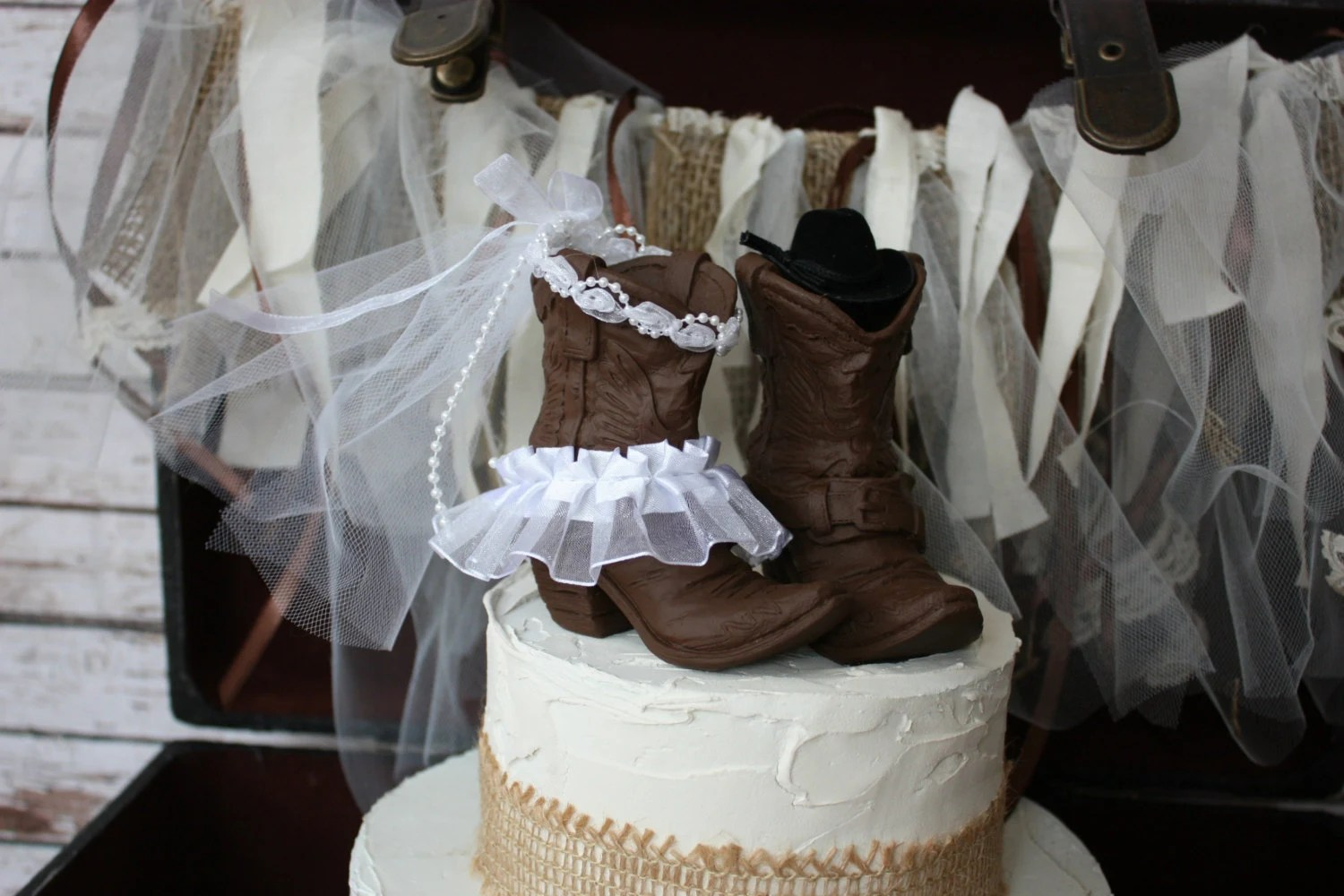 western cowboy boots wedding cake topper wedding cowboy boots zoom