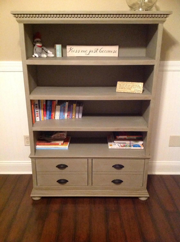 Items Similar To Restoration Hardware Knockoff Bookcase On