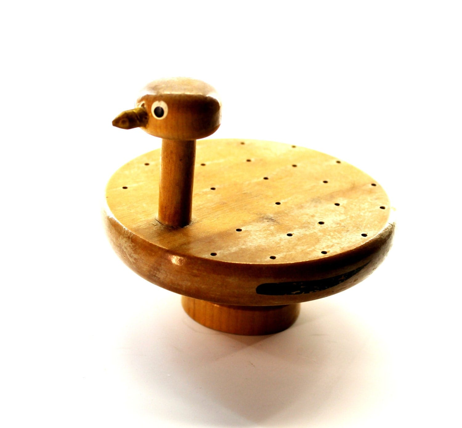 Novelty Toothpicks Novelty Bird Toothpick Holder Wooden Bird By