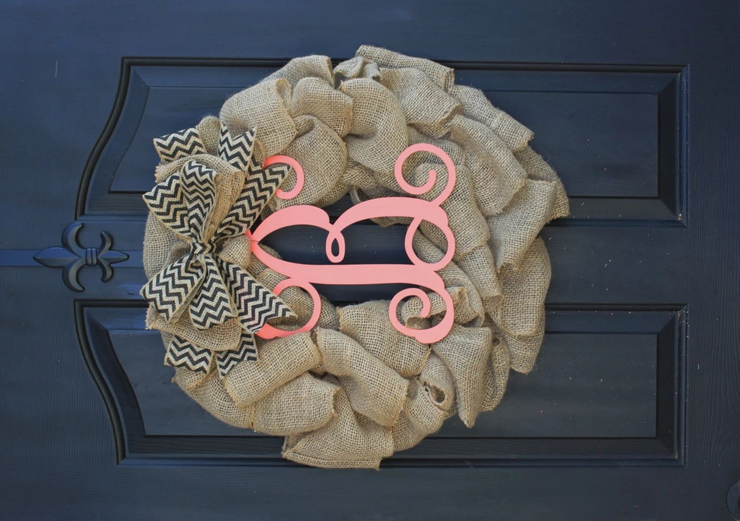 Burlap wreath etsy wreath summer wreaths for by oursentiments