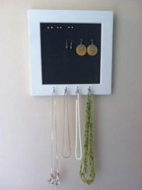 Post Earring Holder Jewelry Organizer