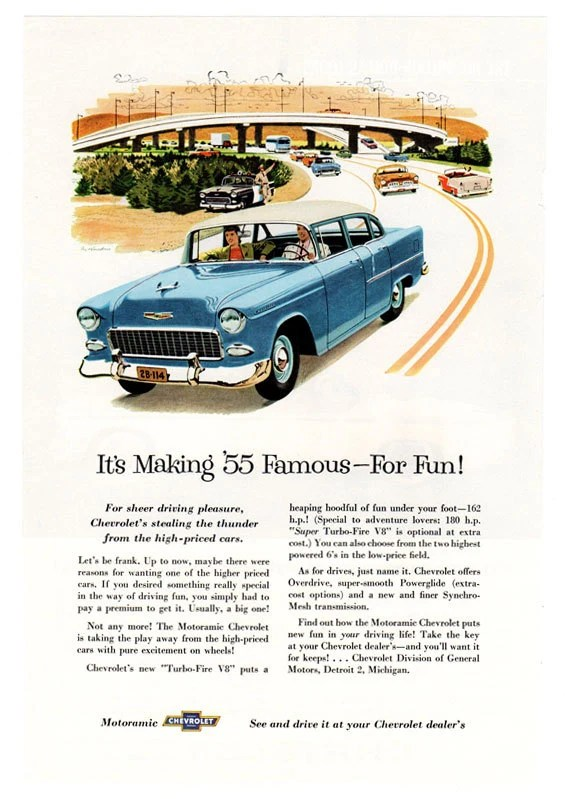 il_fullxfull488098159_8g0tjpg (570×799) CAR ART - Classic - advertisement brochure