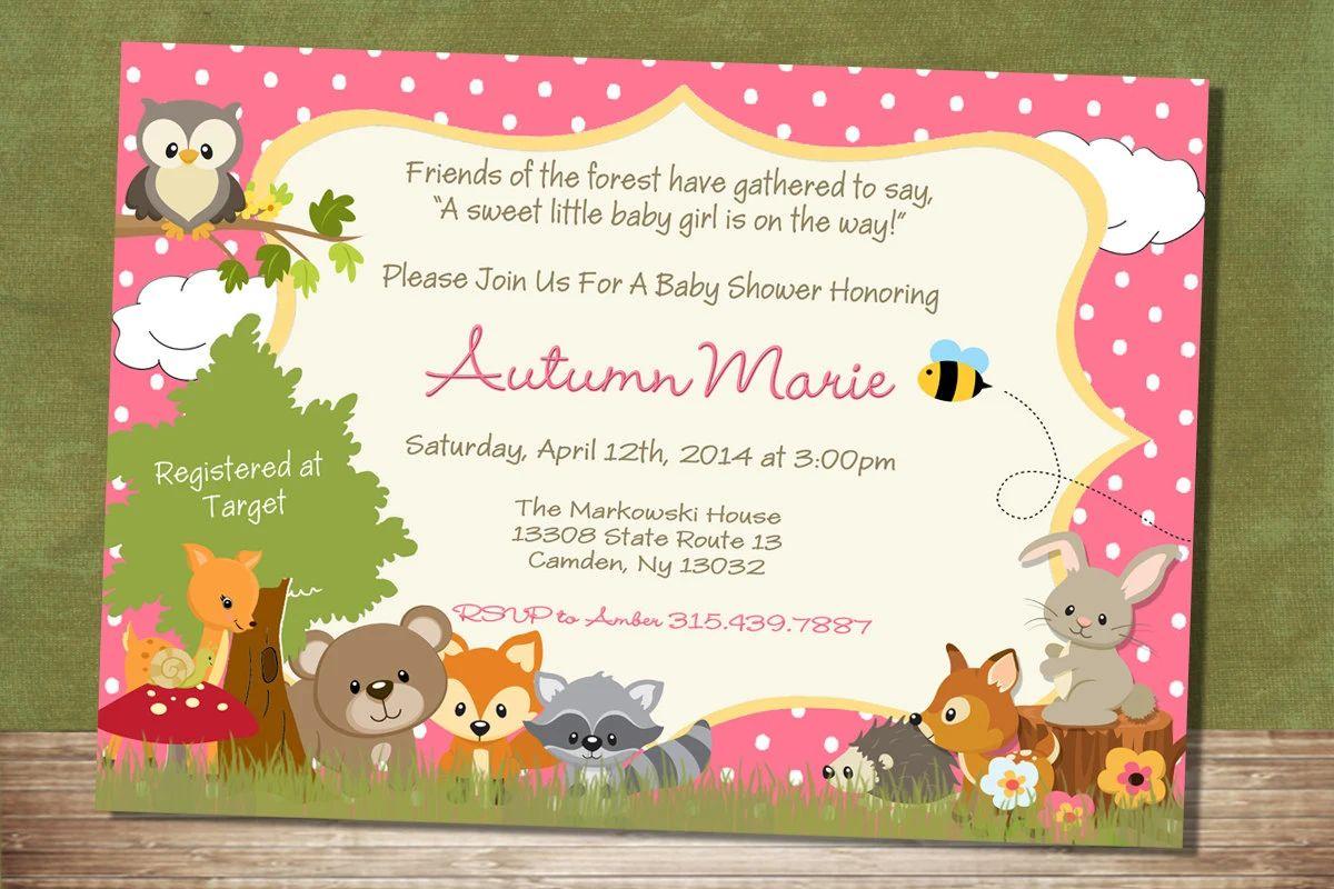 office baby shower invite
