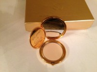 Vintage Designer St. John by Marie Gray Solid Perfume Powder