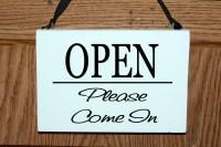 Open Sign On Door   www.pixshark.com - Images Galleries ...