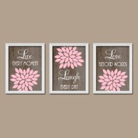 Popular items for pink brown on Etsy
