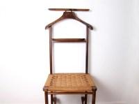 Mid-Century Danish Modern Valet / Butler Chair by ...