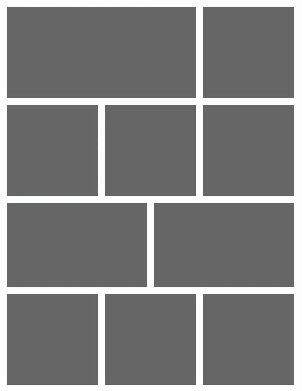 Instant Download x Storyboard Photographers Template Photography