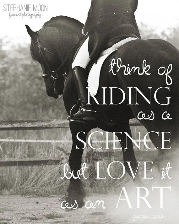 Keep Calm Quotes For Girls Wallpaper 196 Hnliche Artikel Wie Pferd R 252 Cken Reiten Fine Art Print